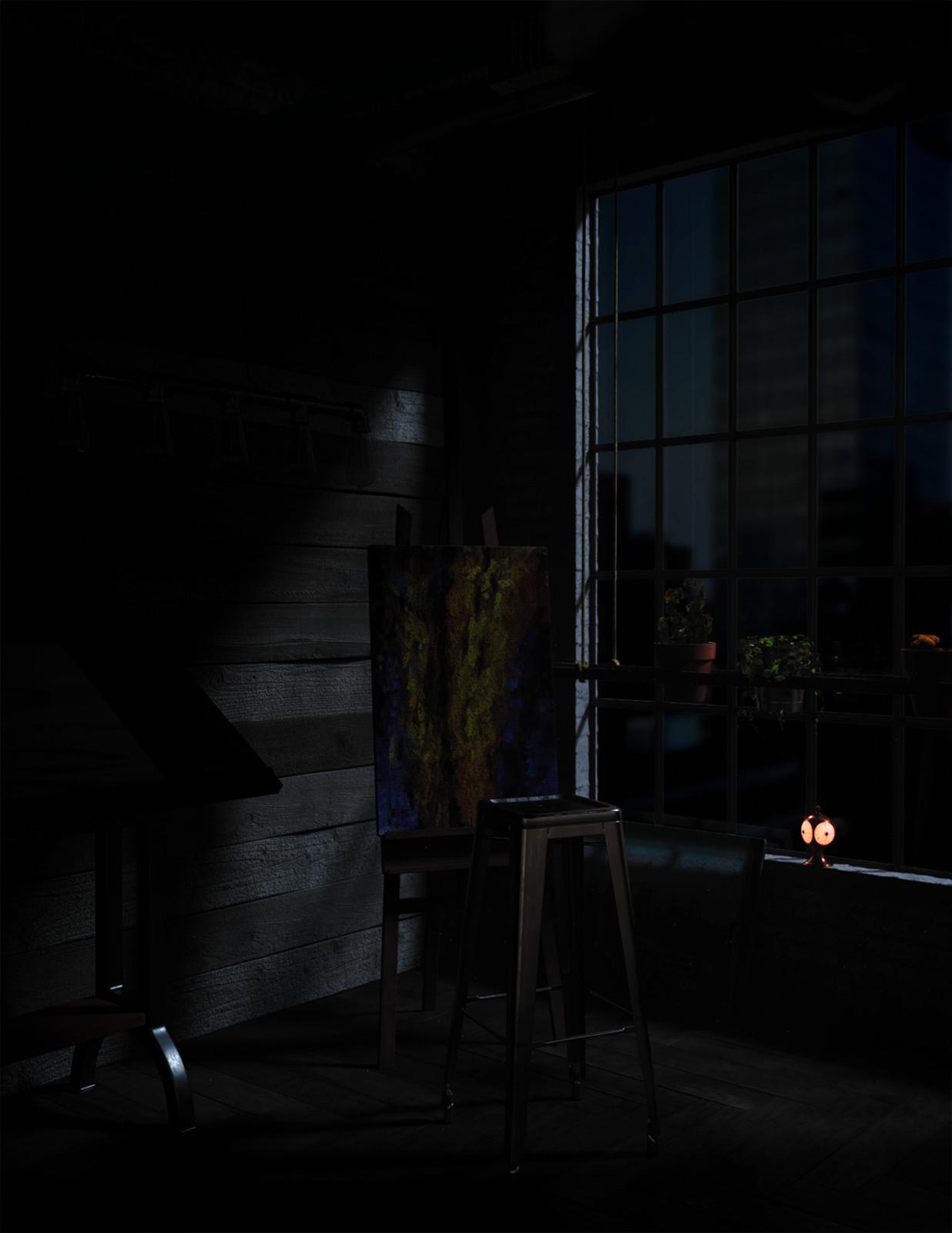 LightMix - Midnight/ Bright moon