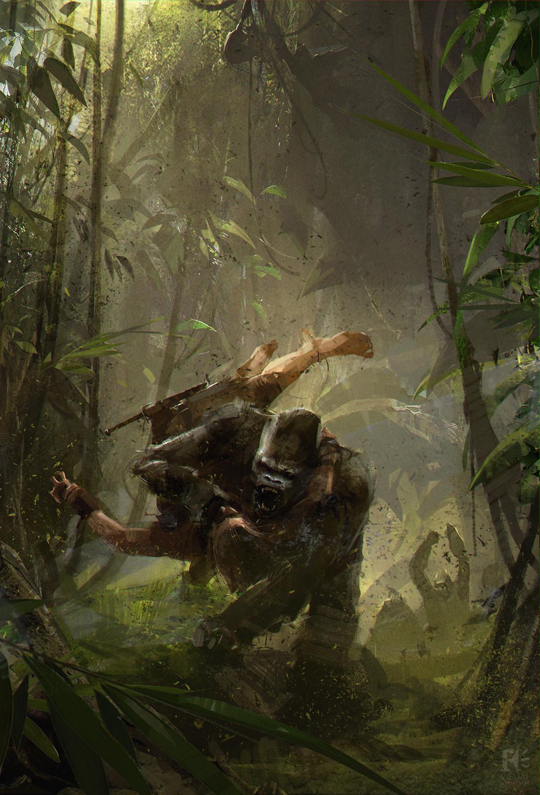 Richard anderson tarzan junglefight v001 004 ra