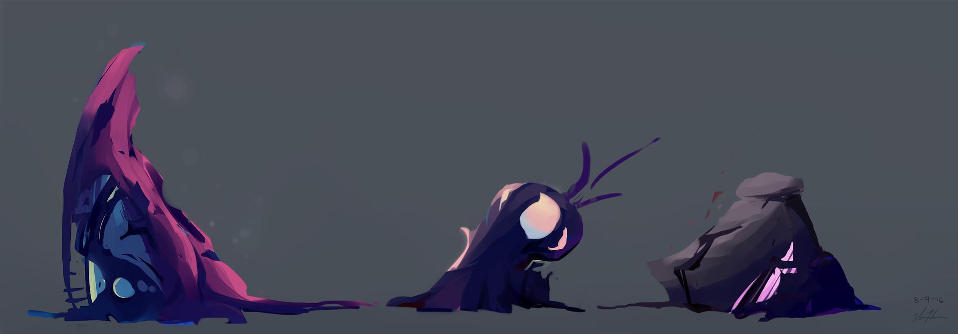 Cave - Plants