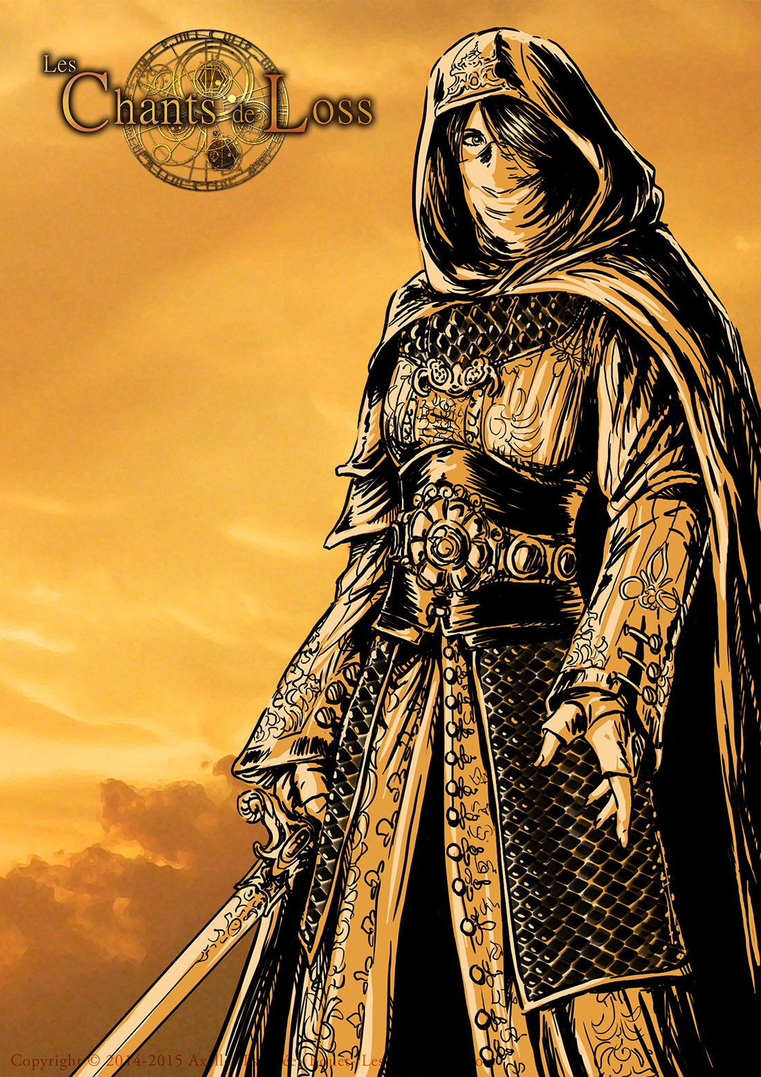 Sword-woman
