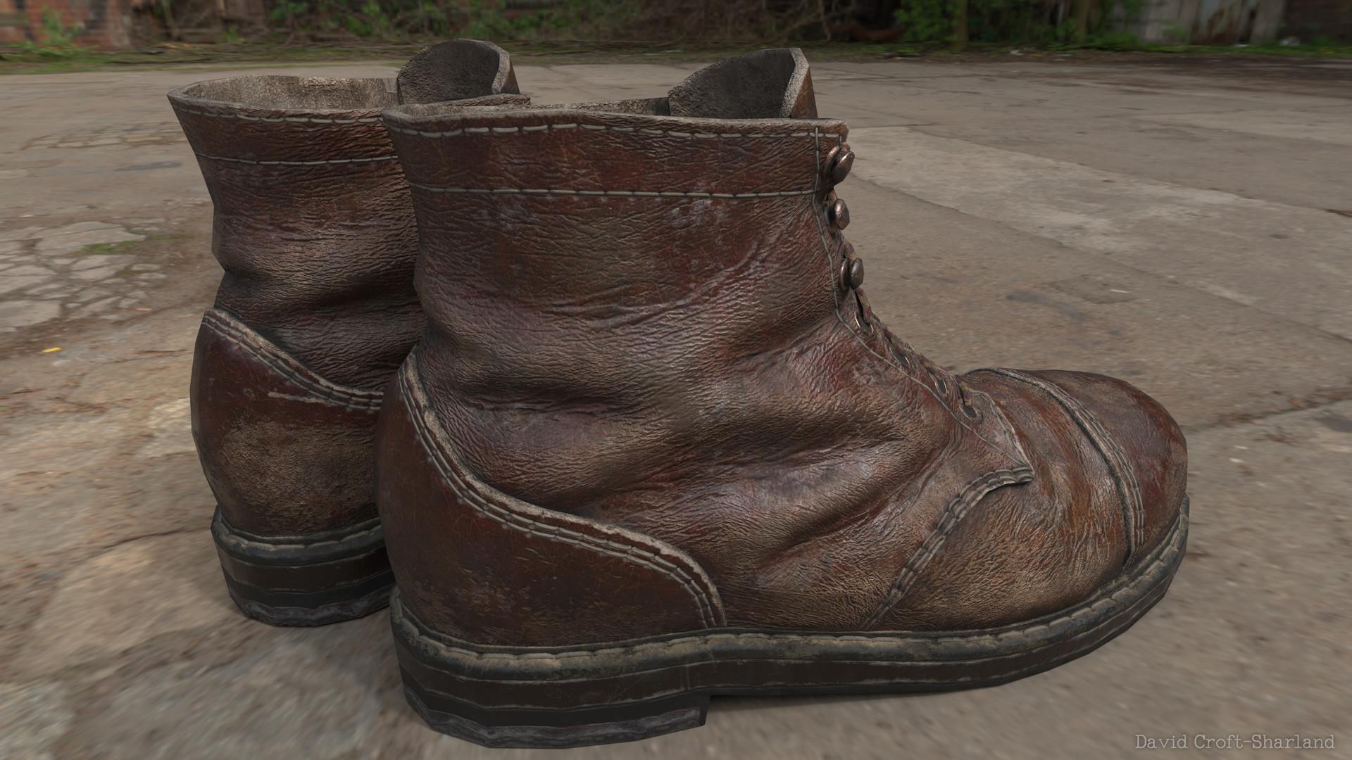 David croft sharland shoesback