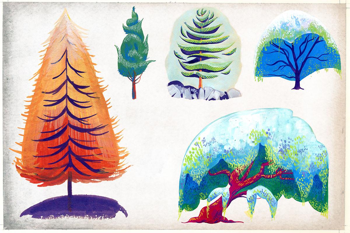Elisa moriconi trees 03