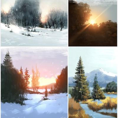 Emrullah cita canvas textures