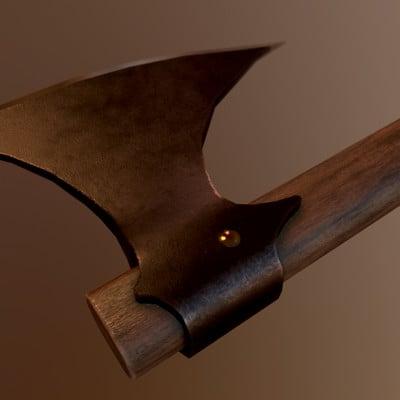 Bela csampai s4h danish war axe 01 preview mt 01