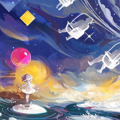 Ellie yong sillyjellie art of time final behance