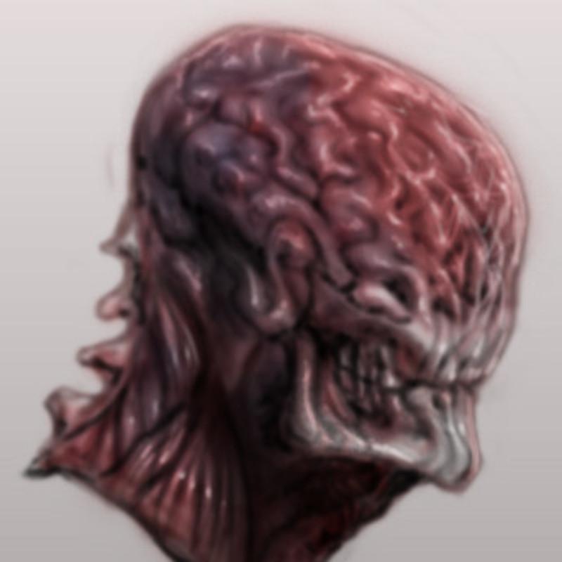 Licker Head