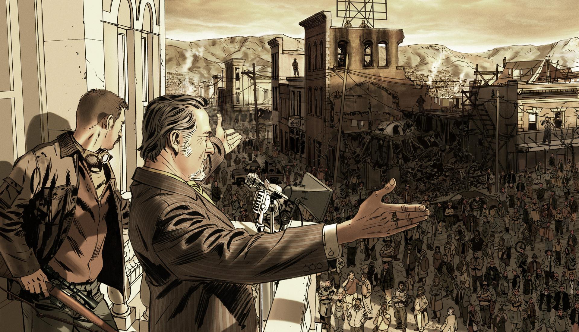 Rodolfo damaggio balcony
