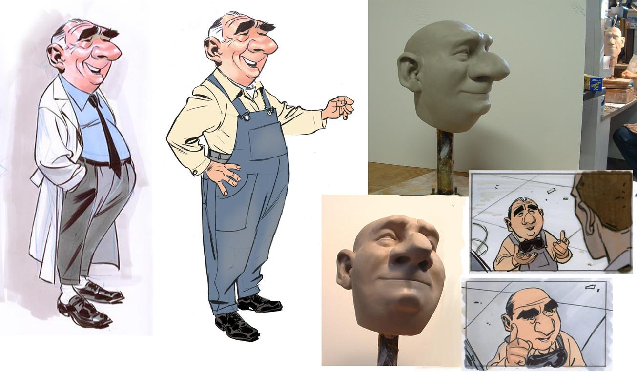 Rodolfo damaggio professor