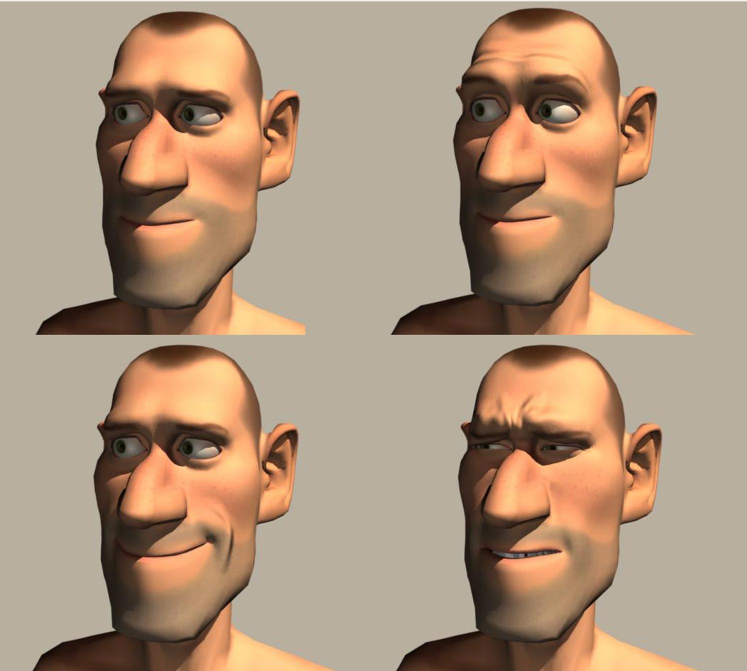 Rodolfo damaggio goose expressions