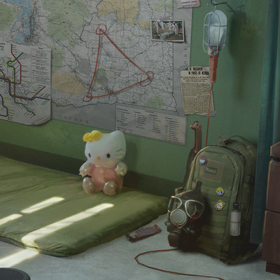 Arthur gurin hideout