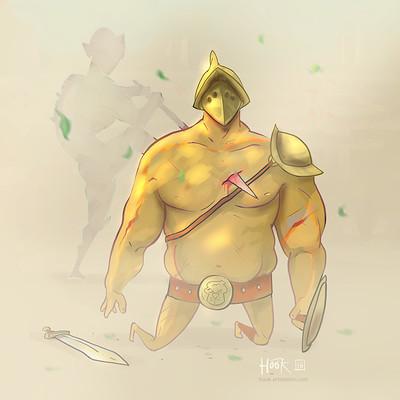 Niklas hook gladiator