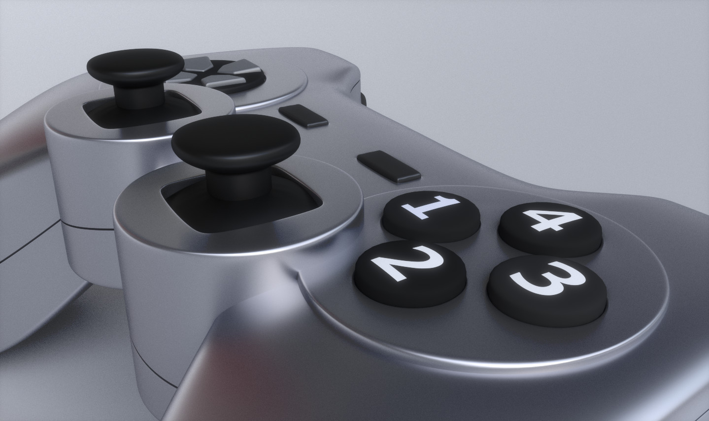 Here is another view of the controller.