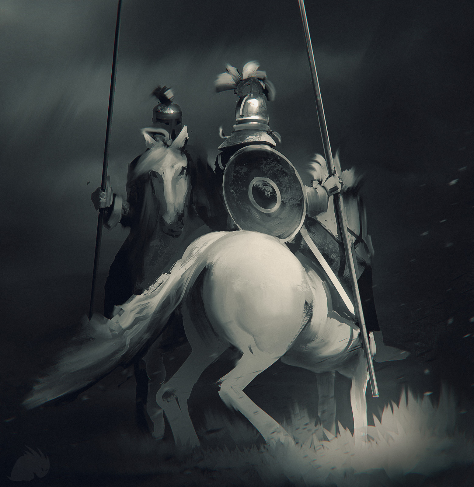 Knights speedpaints