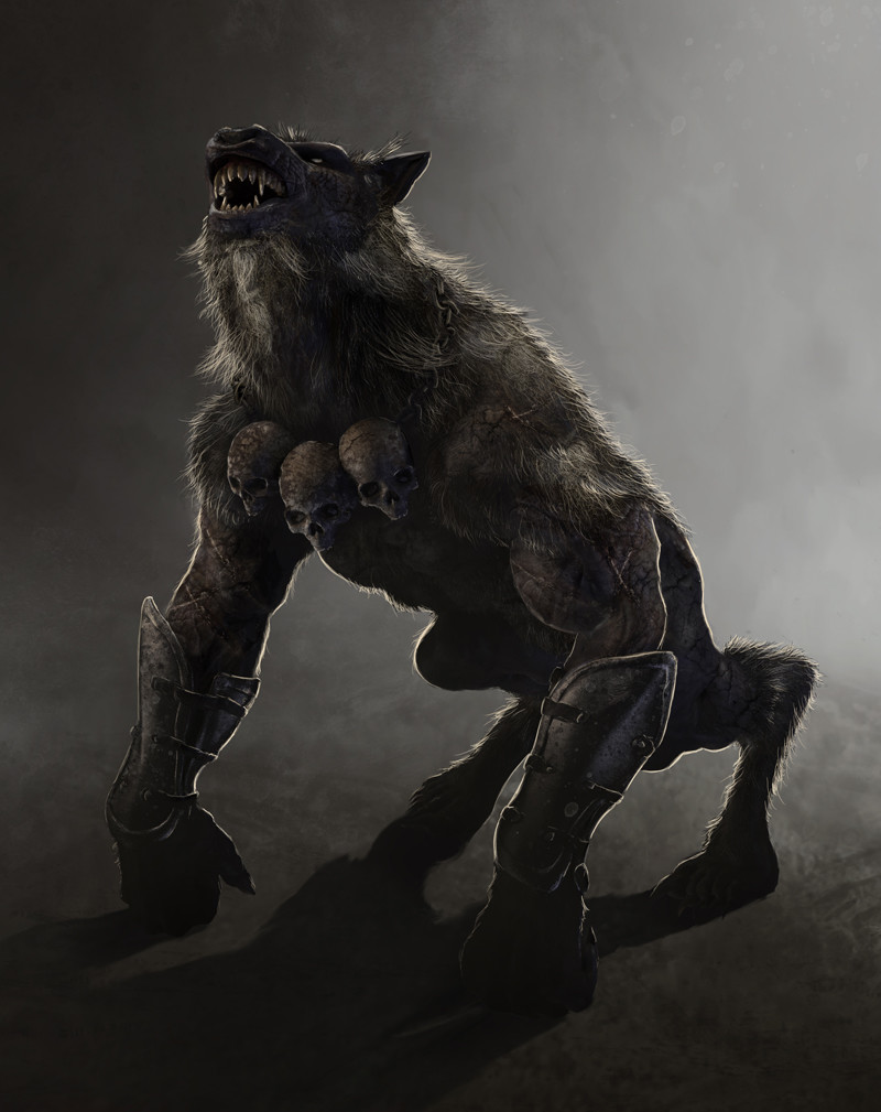 Guillem h pongiluppi mythic battles lycaon guillemhp
