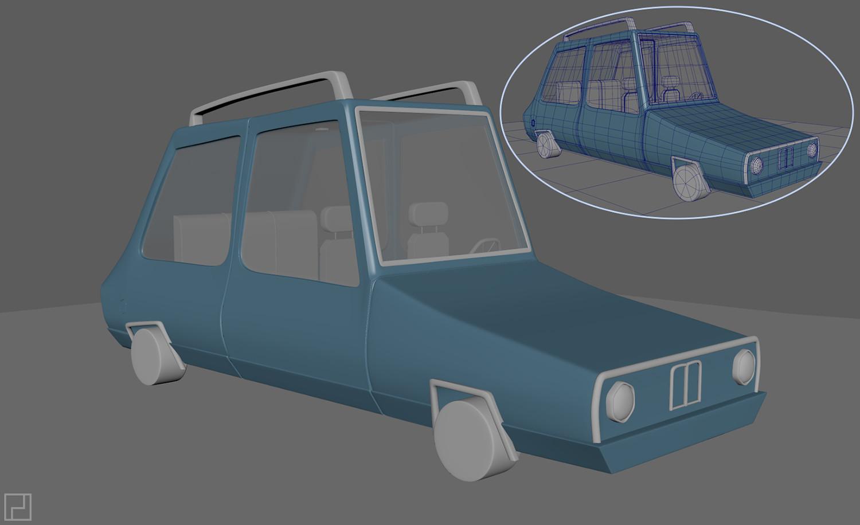 Car WIP