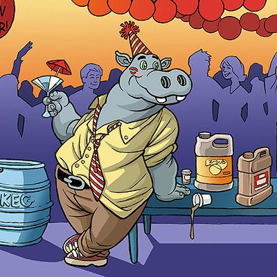 Caleb prochnow hippo1