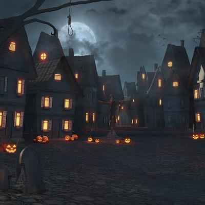 Nicolas zuriaga halloween cgpreceptor nz