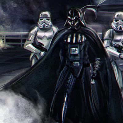 Vader's wrath