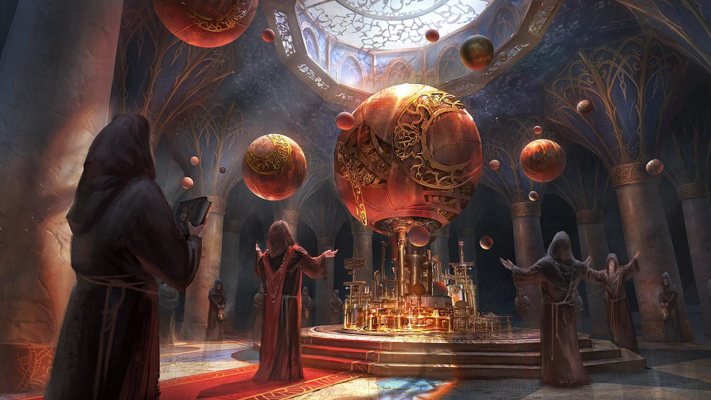 света картинка академия волшебников всех нам