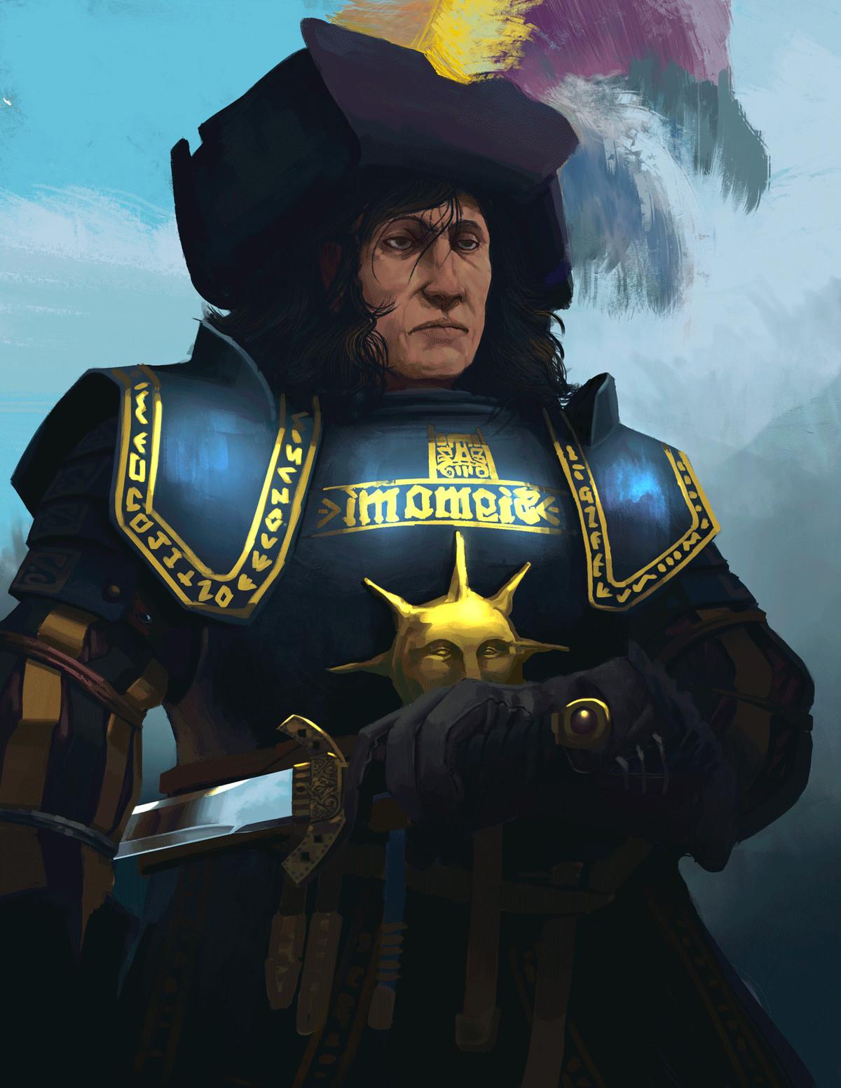 Nicolas chacin knight2step5