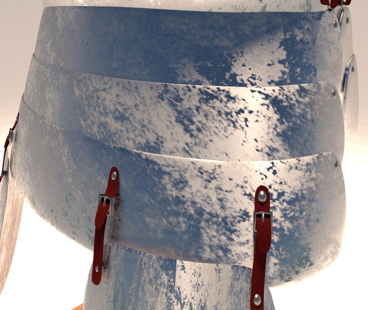 Cuirass - Sideview Detail 2