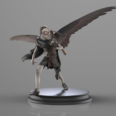 Colm lawton angel