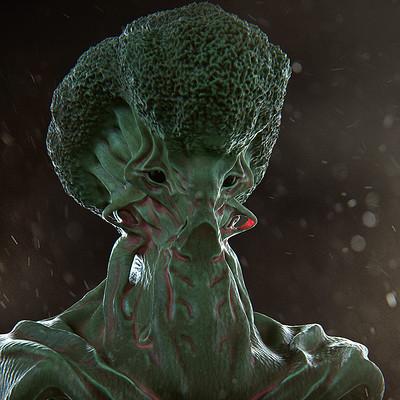 Anjar pratama brocoli hex