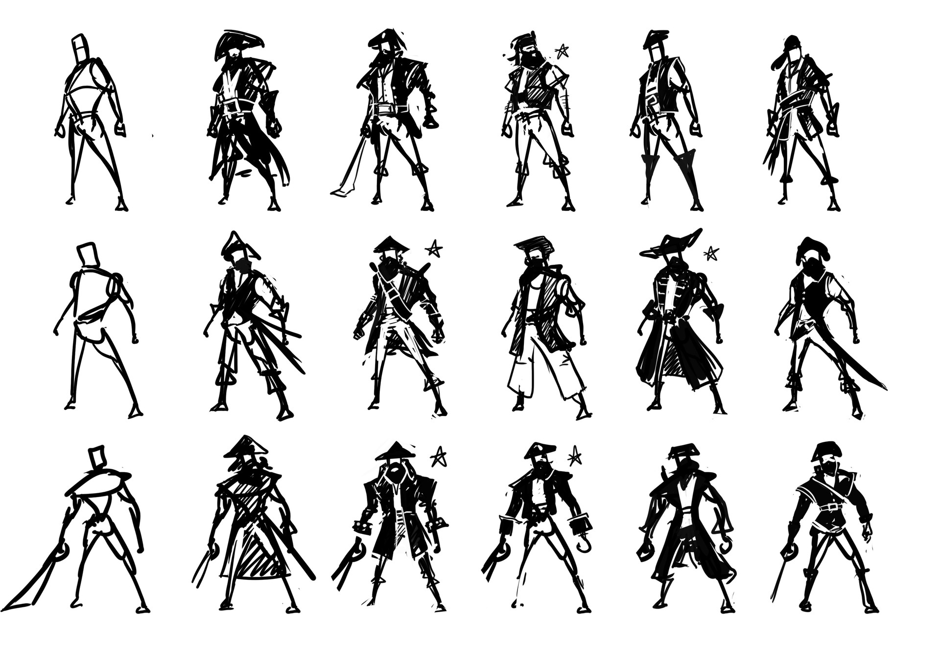 Jake bullock pirate2 silhouettedev
