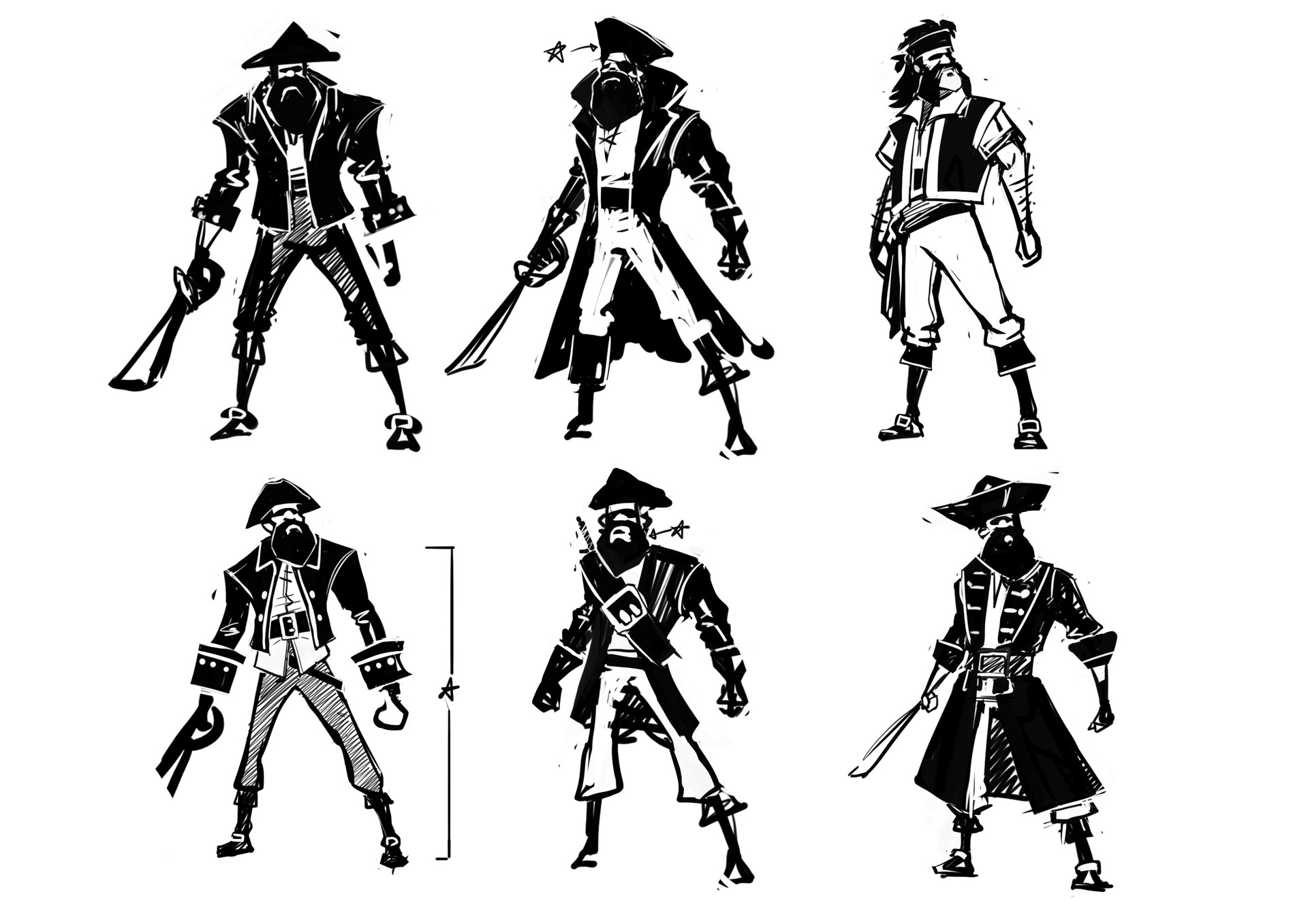 Jake bullock pirate3 silhouettedev2
