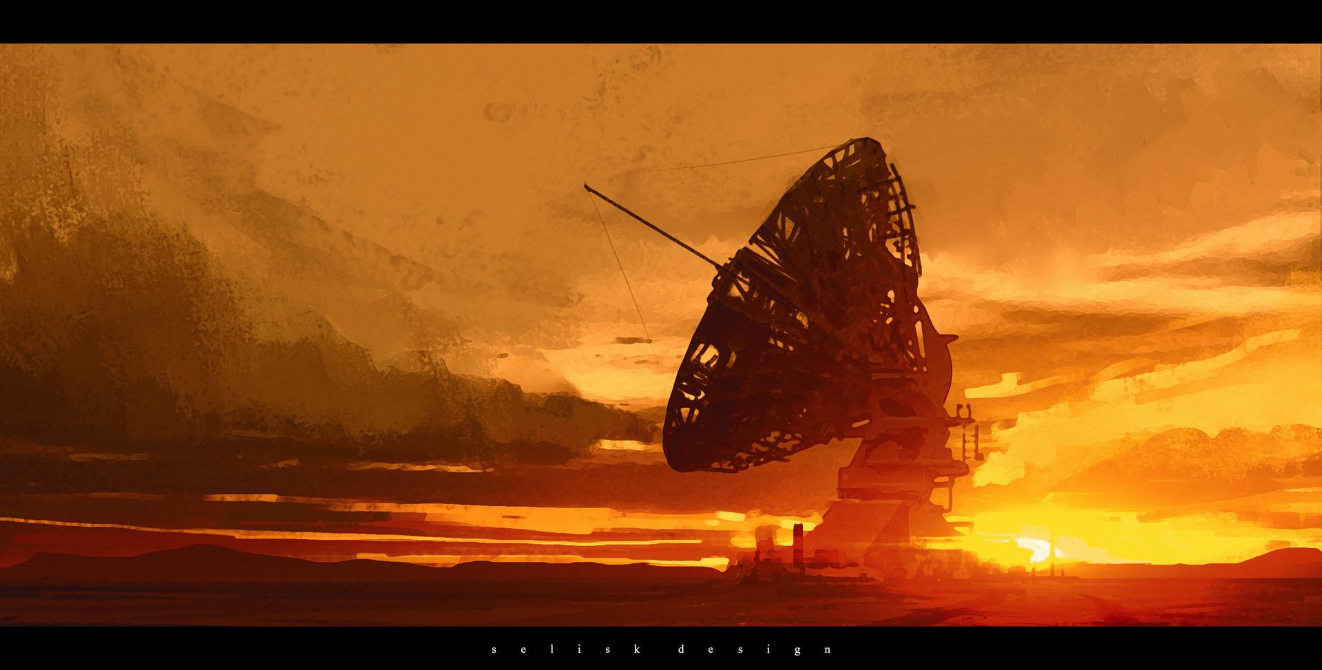 Dimitrije miljus sunset dish1