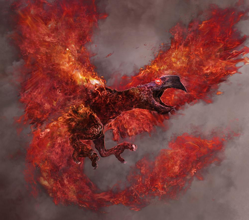 Mythic Battles Pantheon: Phoenix