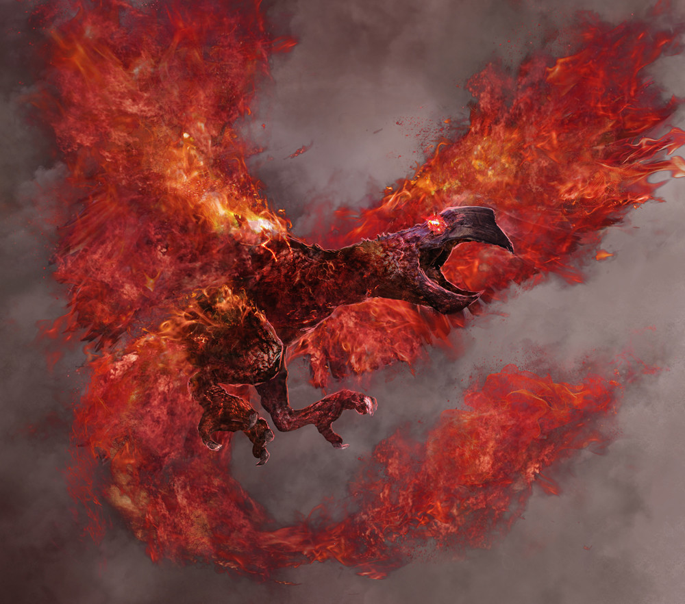 Mythic Battles Pantheon: Phoenix