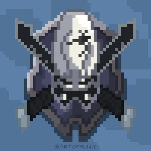'Alien Skull' - 30 Minute Challenge