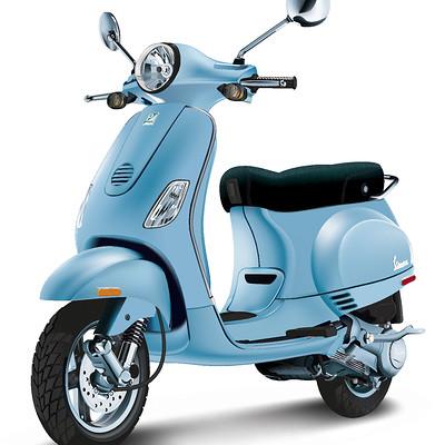 Rajesh sawant vespa scooter
