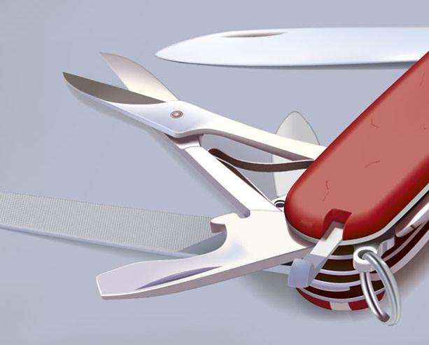 Rajesh sawant army knife 1