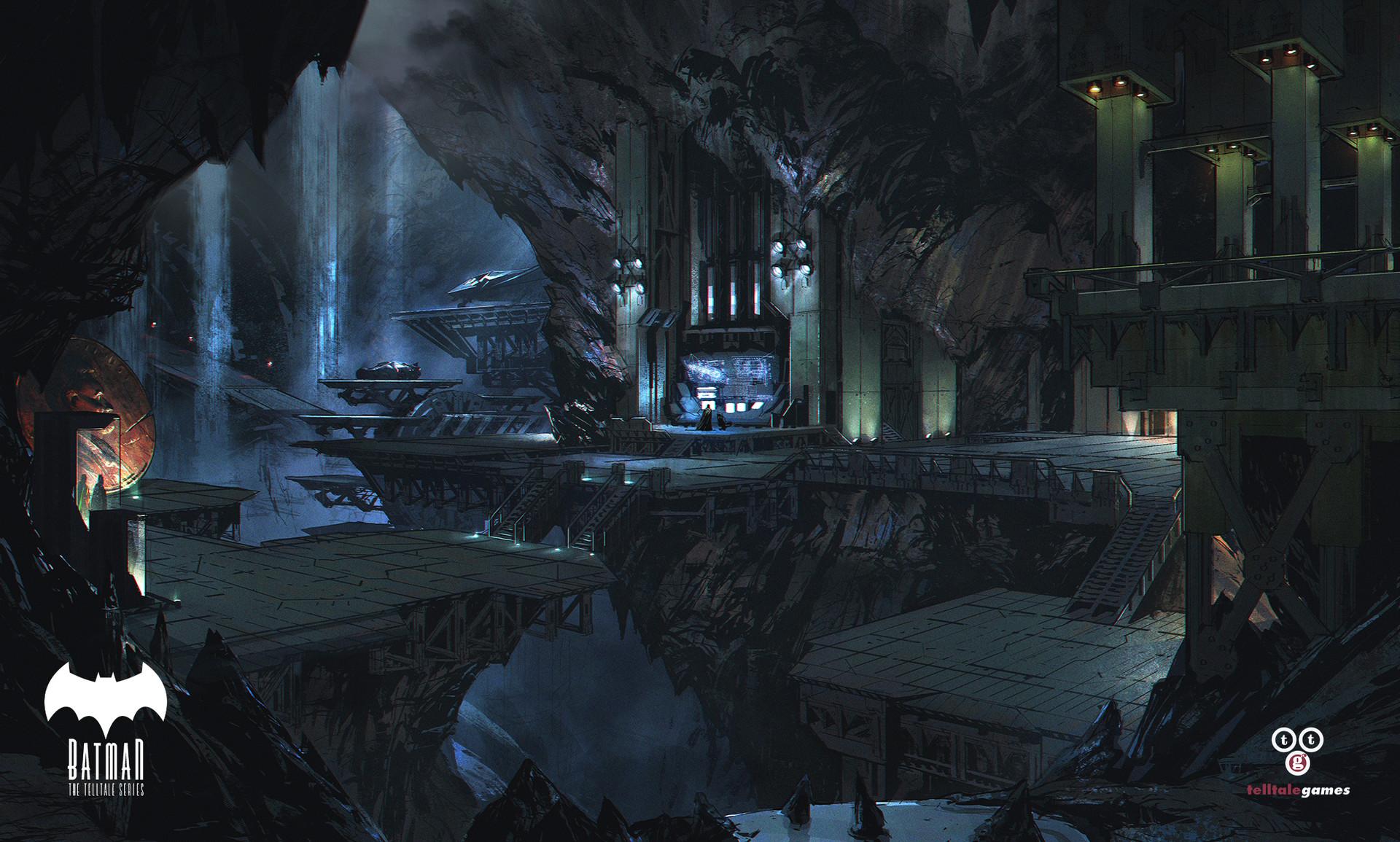 Image Result For Batman Bedroom