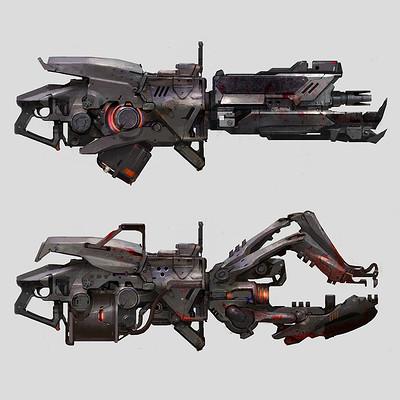 Tipa  graphic ulka gun 4