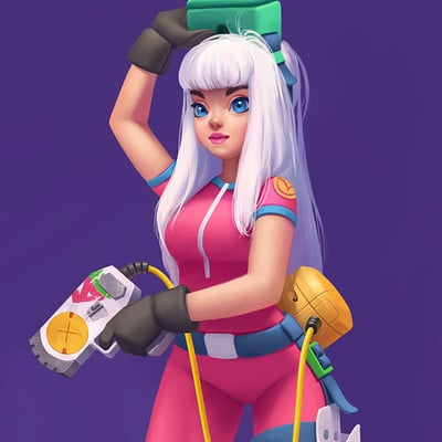 Sergey grunin game girl 2