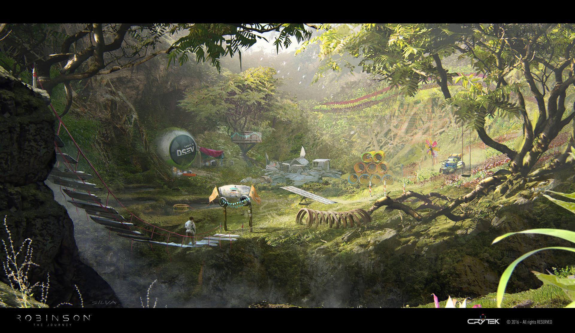 joao silva robinson the journey front view pod area concept