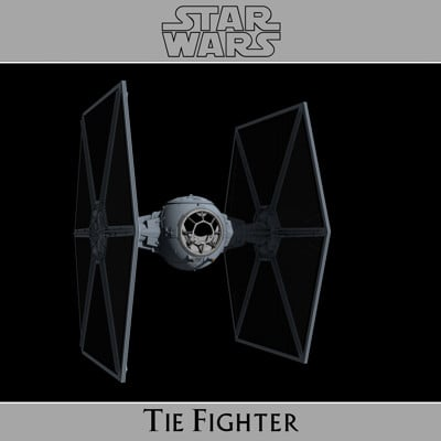 Christian frohlich tie fighter 001
