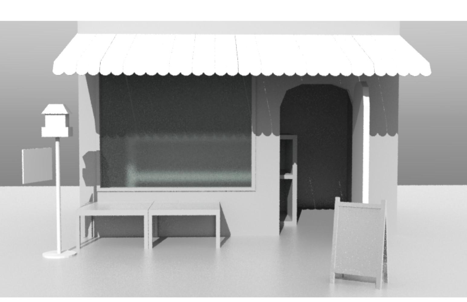 Basic 3D Model (done by MWTetsu)