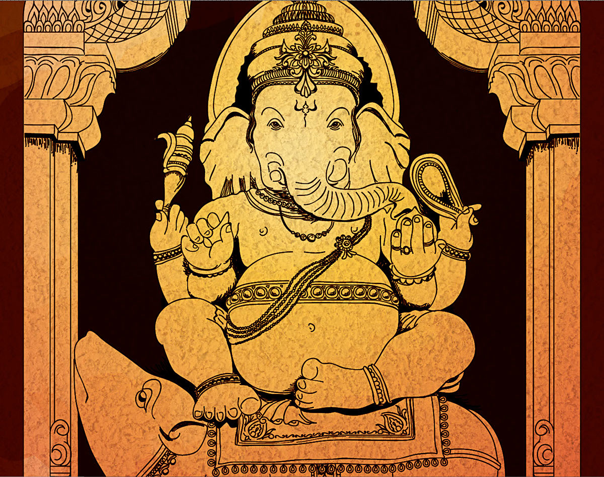 Rajesh sawant lordganesh2