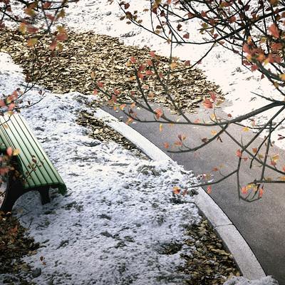 Christoph schindelar walkway winter 01