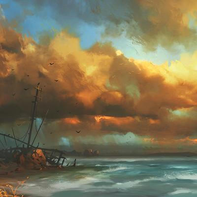 Shahab alizadeh storm coast