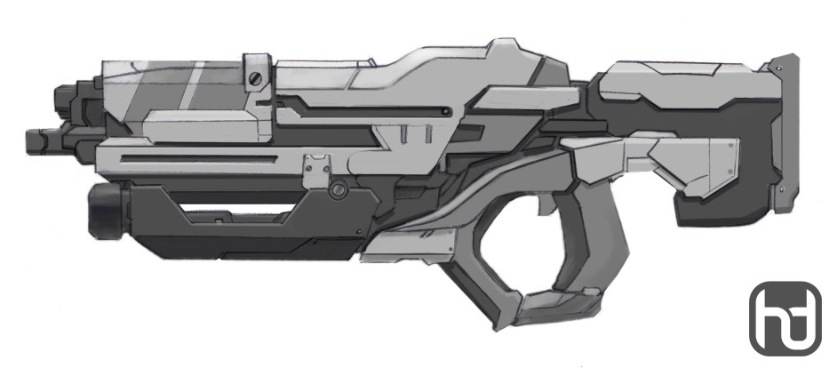 Aaron sturgeon rifle concept