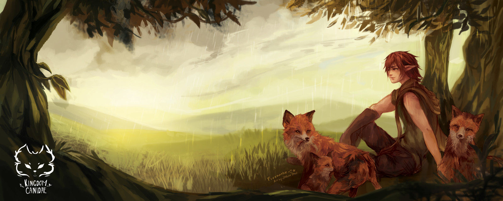 Kingdom Canidae: Red Fox