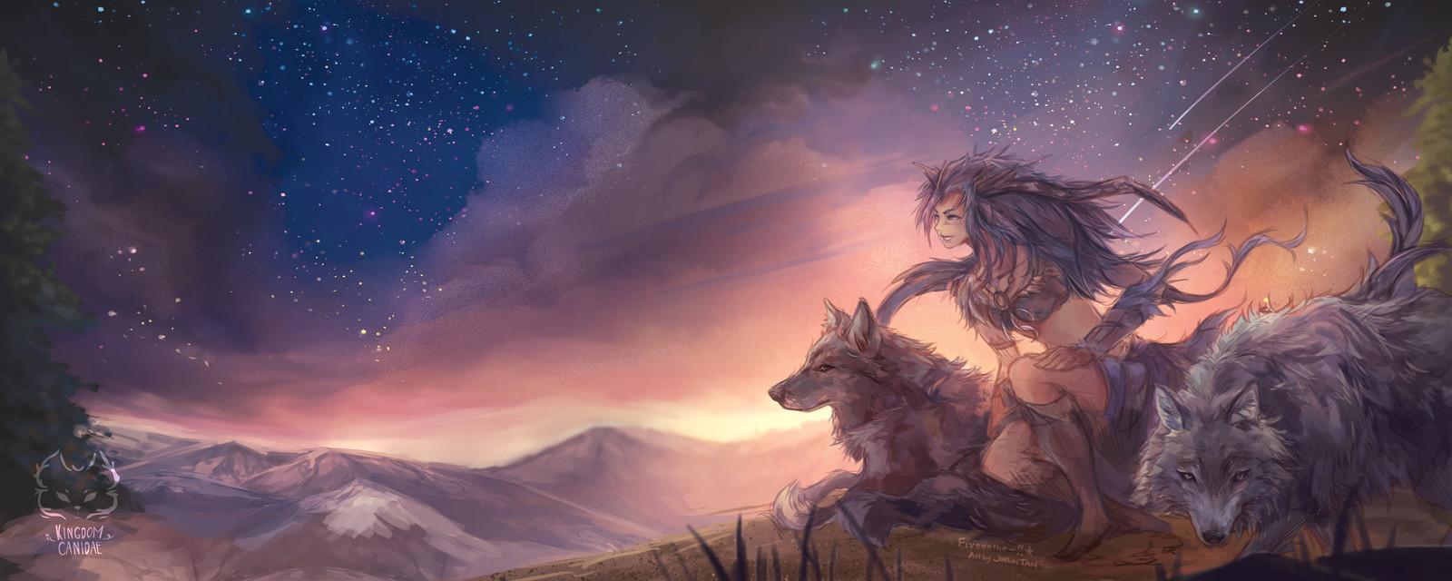 Kingdom Canidae: Grey Wolf