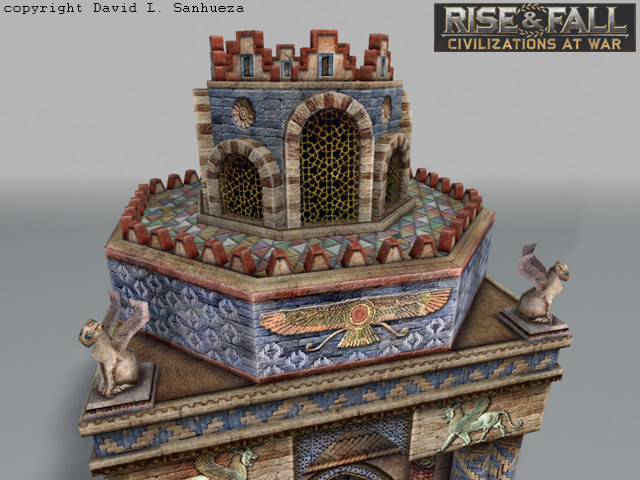 David sanhueza rise and fall temple2
