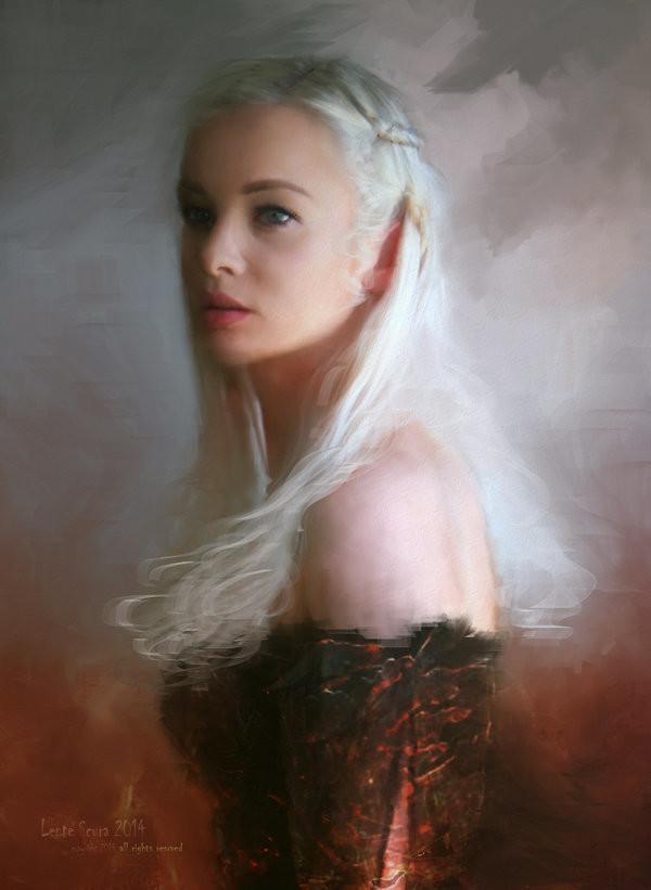 L e n t e s c u r a regina di fuoco e ghiaccio by l e n t e s c u r a dap00md