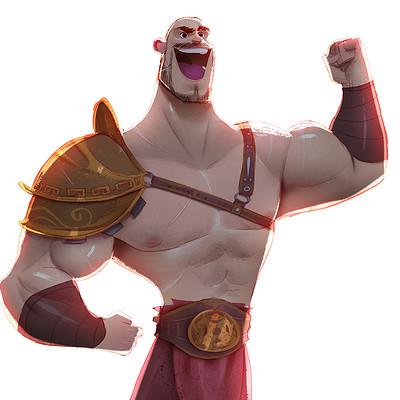 Rayner alencar gladiator challenge
